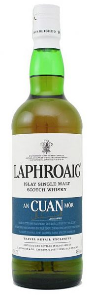 Laphroaig 2013 OB An Cuan Mòr Travel Retail Exclusive - 48%