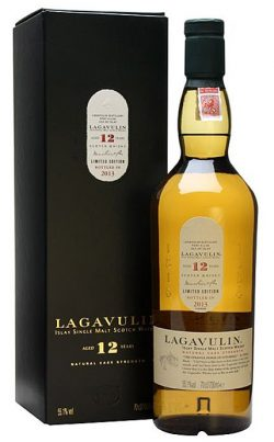 Lagavulin 12y 01-13 OB Special Release 2013 13th Release - 55,1%