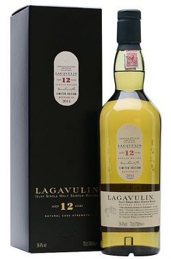 Lagavulin 12y 02-14 OB Special Release 2014 14th Release - 54,4%