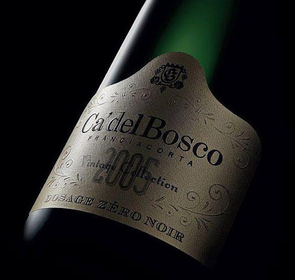 2005 Dosage Zero Noir Franciacorta | Ca'del Bosco