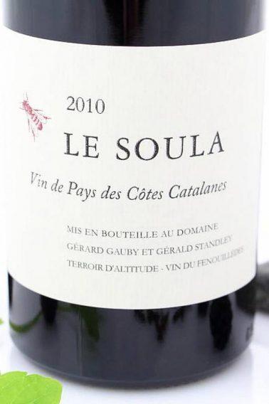 Etikett Le Soula