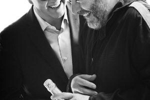 Frédéric Rouzeau und Philippe Starck Artikelbild