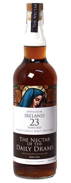Ireland 23y 91-15 The Nectar of the Daily Drams Maria Label - 54,6%