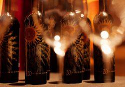 Zehn Jahrgänge des Luxusweins Luce