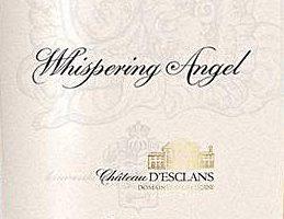 "2014 ""Whispering Angel"", Côtes de Provence Rosé | Caves d'Esclans"