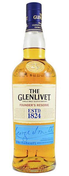 Glenlivet 2015 Founder's Reserve – 40%