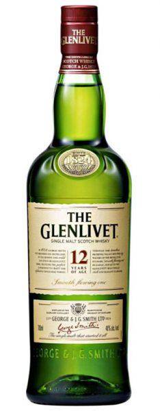 Glenlivet 12y 2012 40%