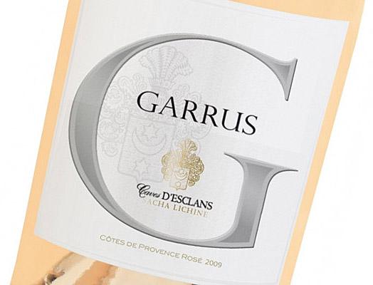 """Garrus"" von Château d'Esclans"
