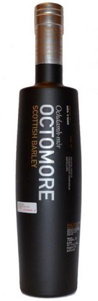 Octomore 05y 08-13 OB 06.1 /167 Scottish Barley 167ppm 18.000btl - 57%
