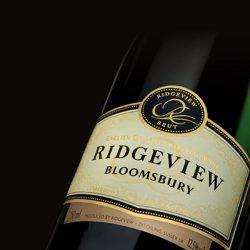 Ridgeview-Etikett