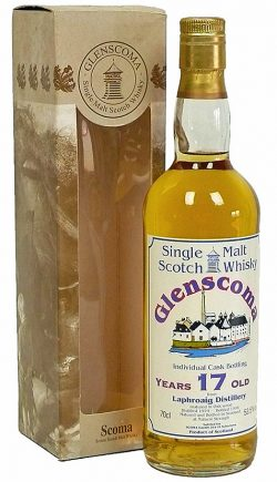 Laphroaig 17y 79-96 Glenscoma oak wood – 53,5%