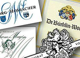 Artikelbild Große Gewächse Pfalz Etiketten
