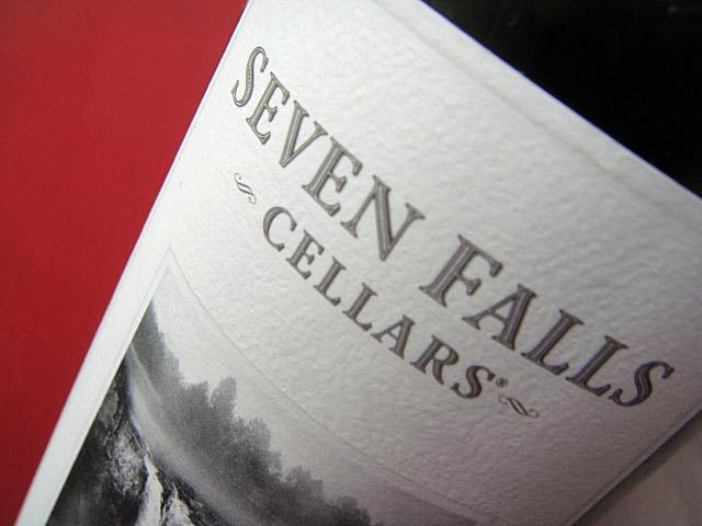 2012 Seven Falls Cabernet Sauvignon