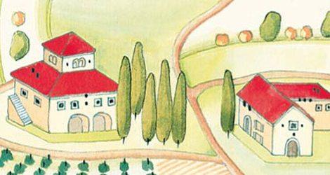 Das Weingut Poggio Scalette