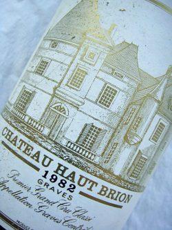 1982 Château Haut-Brion