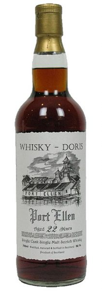 Port Ellen 22y 83-05 Whisky Doris First Fill Dark Sherry 60btl - 56,1%