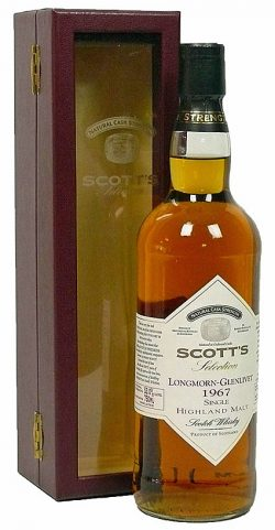 Longmorn 36y 67-04 Scott's Selection Bourbon SD522 - 53%