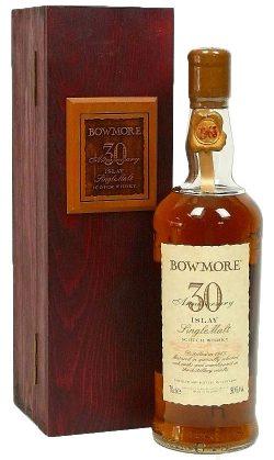 Bowmore 30y 63-93 OB Anniversary 600btl - 50%