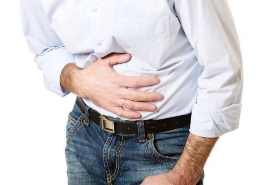 Bauchschmerz durch Histamin