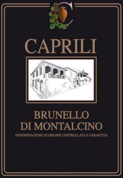 Etikett Caprili
