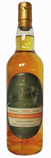 Irish Single Malt 23y 91-14 The Stillman's No.16 Bourbon Barrel 231btl - 57,5%
