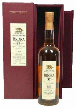 Brora 37y 77-15 OB 14th Special Release 2015 2976btl - 50,4%