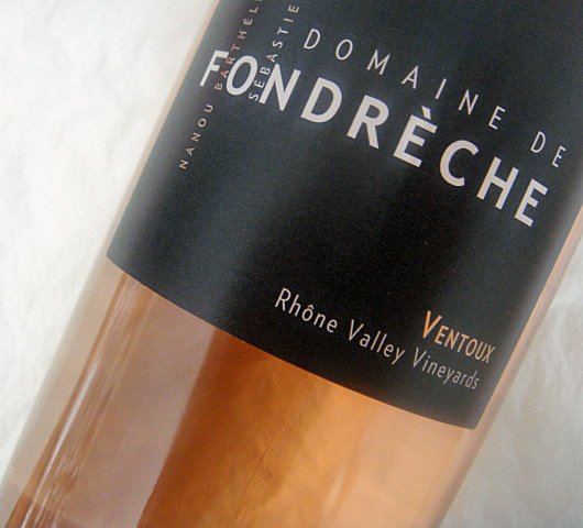 2015 Ventoux Rosé Artikelbild
