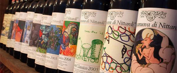 Kunst & Chianti Classico: die Weine der Fattoria Nittardi