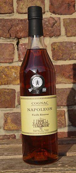 Napoléon>15yo Cognac blend mit Grande Champagne, Petite Champagne - 40%