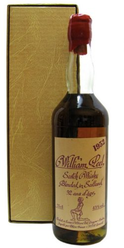 William Peel 32y 1952 OB Scotch Blend - 43%