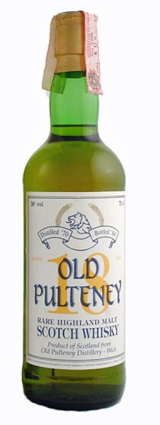 Old Pulteney 18y - 70-88 - G&M for Sestante - Rare Highland Malt, SD522 - 56%