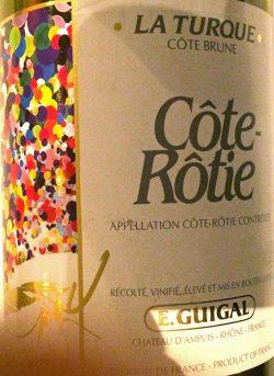 "2006 Côte Rôtie ""La Turque"", Guigal"