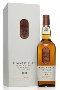 Lagavulin 24y 91-16 200th Anniversary Charity Bottling Sherry Butt 522btl - 52,7%