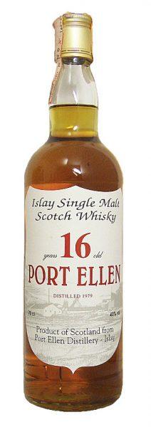 Port Ellen 16yo 1979 Sestante - 40%