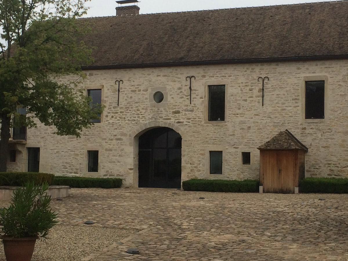 Altes Kelterhaus der Mönche