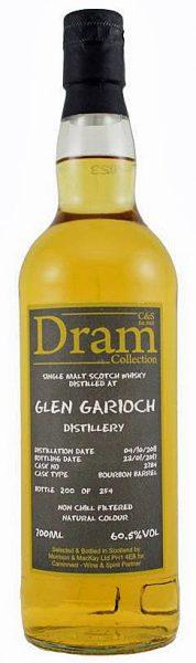 Glen Garioch 5y 11-17 C&S Dram Collection Bourbon Barrel #2784 254btl – 60.5%