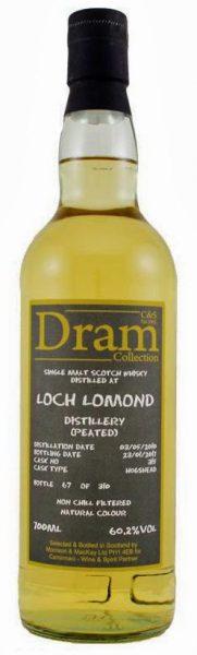 Loch Lomond 6y 10-17 C&S Dram Collection Hogshead #315 310btl – 60.2%
