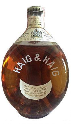 Haig& Haig 12y ~1940er Blend Spring Cap 0,757L - 43,4%