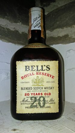 Bell's 20y ~1960er Royal Reserve 20 years old 26½ozs. - 43%