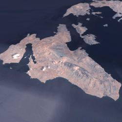 Die Insel Kefalonia