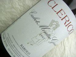 Flasche Clerico