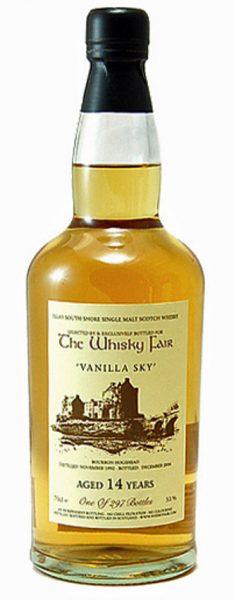 Lagavulin 14y 92-06 Whisky Fair Vanilla Sky Bourbon Hogshead 297btl - 53%