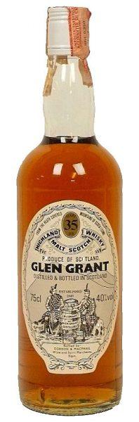 Glen Grant 35y ~46-81 G&M for Intertrade 0,75L White Screw Ca