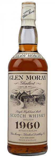 Glen Moray 26y 60-86 OB Vintage 1960 75cl - 43%