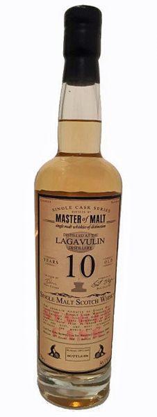 Lagavulin 10y 05-16 Master of Malt Refill Bourbon Hog. #200803 270btl - 56,1%