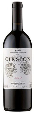 Cirsion - Topwein von Roda