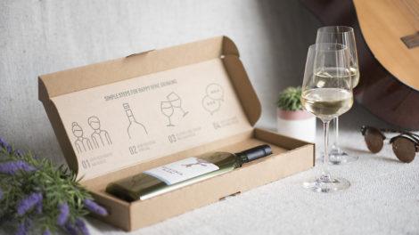 Garcon Wines Flasche