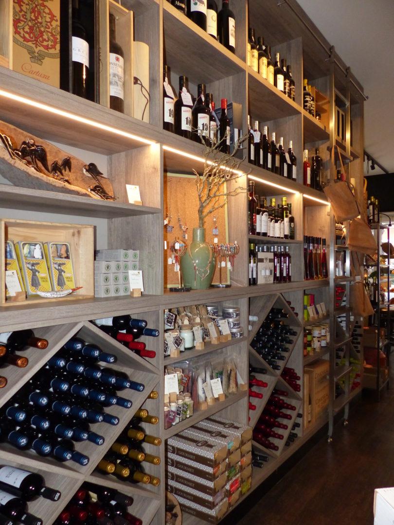 Weinbar Hamburg Adega Nau Wein