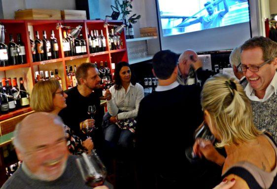 Die Toskana Weinhandlung in München