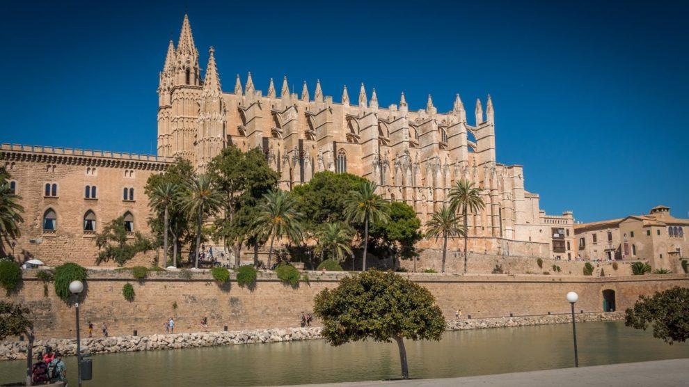 Kirche in Palma de Mallorca